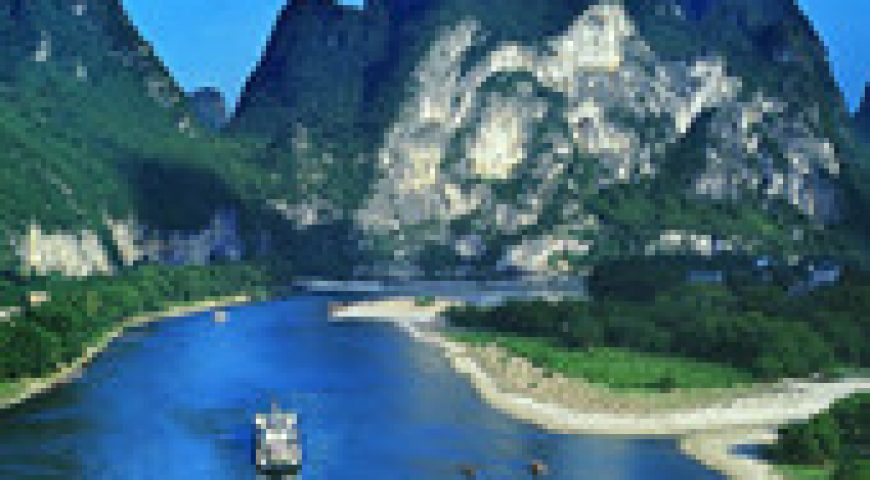 LI RIVER FROM THE SKY 4