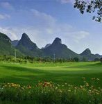 enjoy golf in guilin