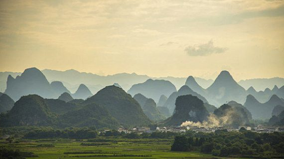 Guilin Karst Mountains (550 x 360)