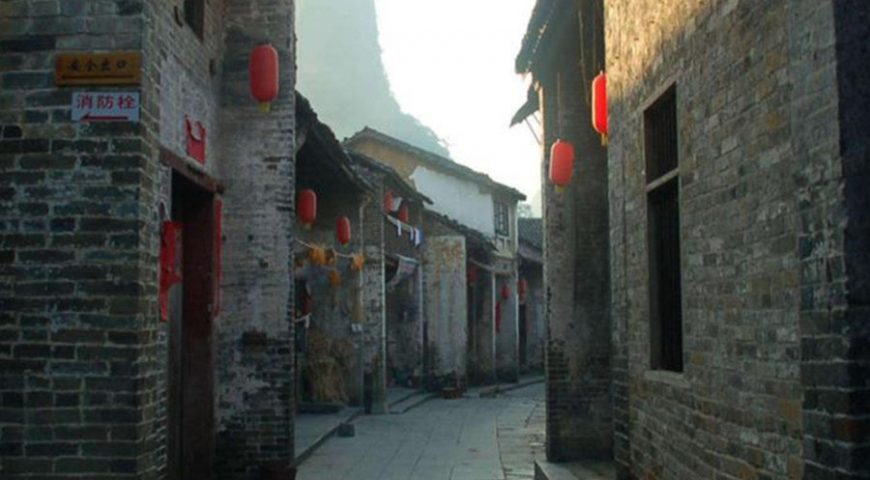 Huangyao Old Town