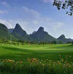 enjoy golf in guilin