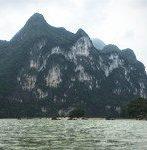 guilin liriver rafting