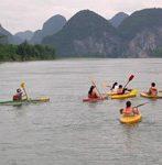 kayaking li river yangshuo