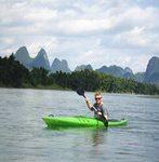 li river kayaking