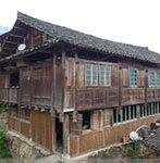 longji zhuang village longsheng