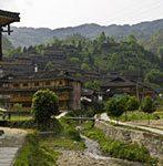 longsheng dazhai village