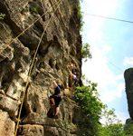 rock climbing in yangshuo guilin