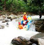 yangshuo longjing river rafting